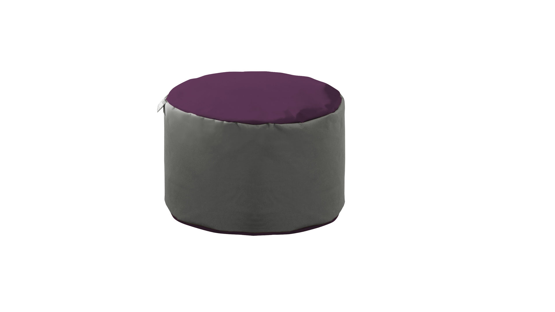 Sitting Point Sitzsack Hocker Dotcom Bebop Scuba Aubergine